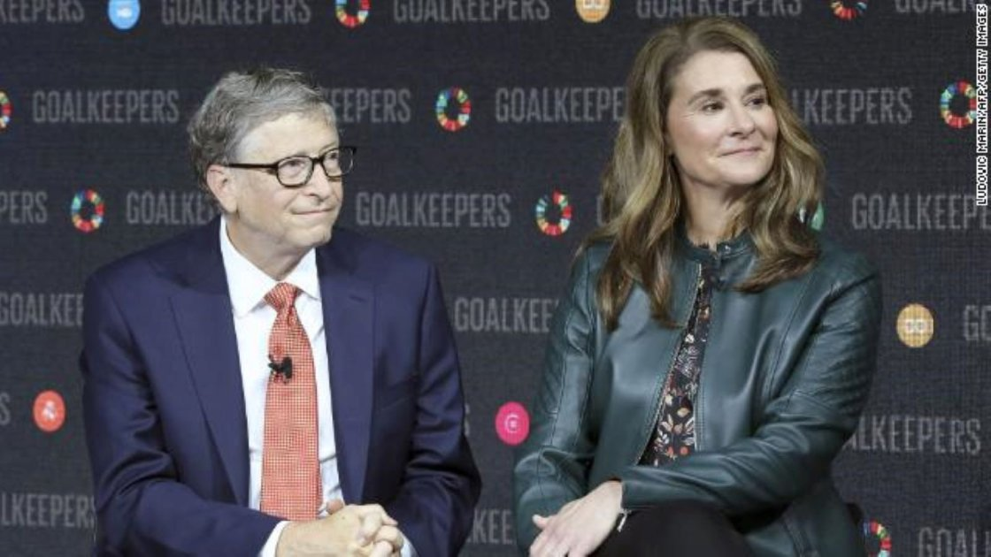 Bill and Melinda Gates are ending their marriage