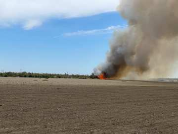 20-Acre Brush Fire Ignites in Thermal