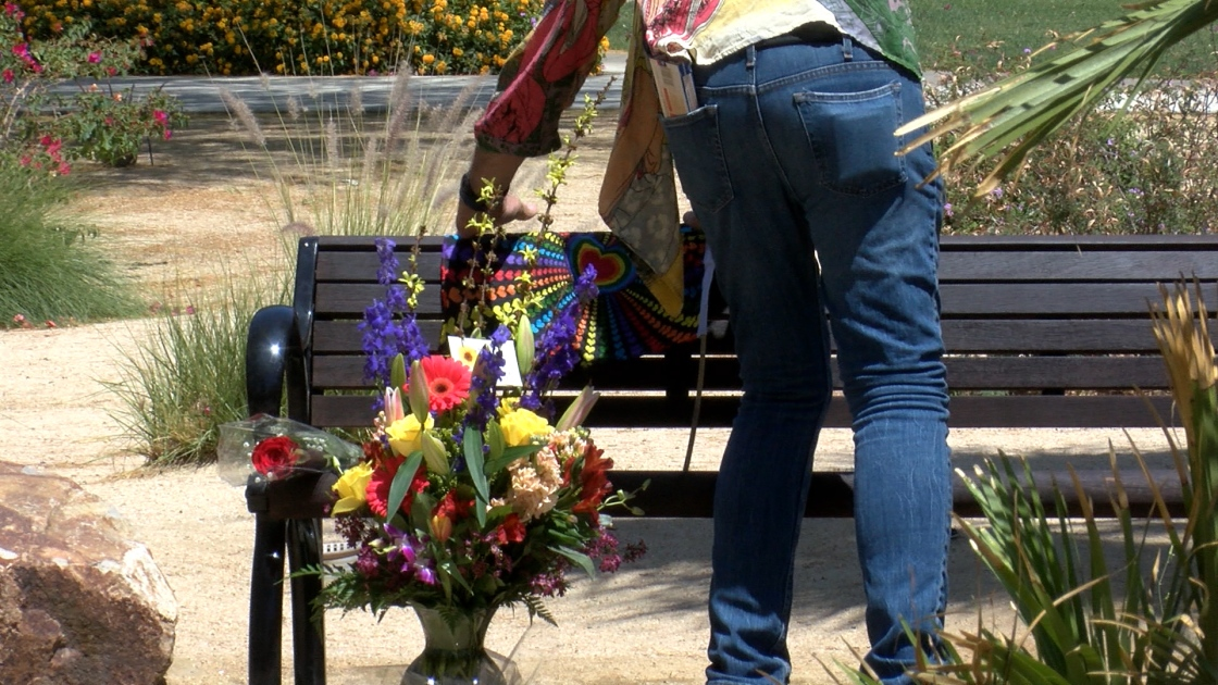 First Person Cured Of HIV Memorialized In Palm Springs