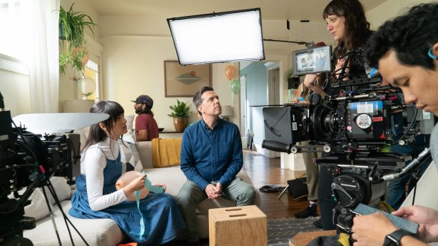 """On-Demand: Ed Helms and Patti Harrison in Smart, Funny Comedy Drama """"Together Together"""""""