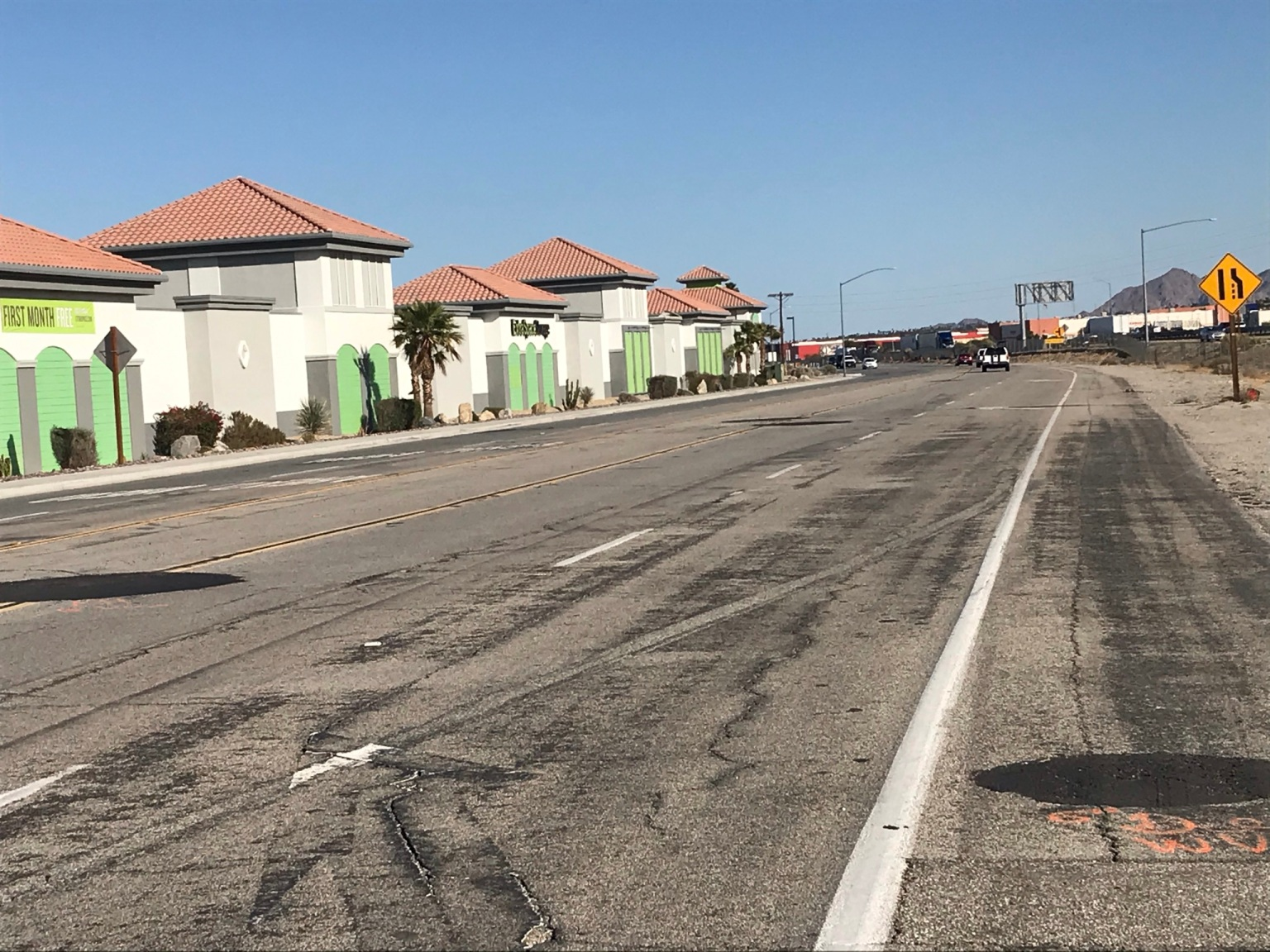 Construction begins on Varner Road repairs in Thousand Palms