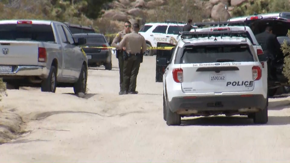 Deputy dies following pursuit in Yucca Valley, suspect also dead