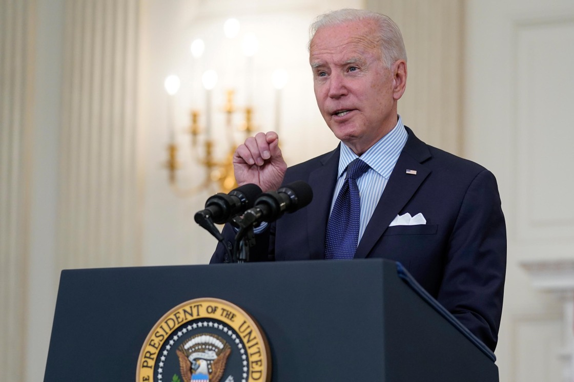Biden promotes newly launched Restaurant Revitalization Fund