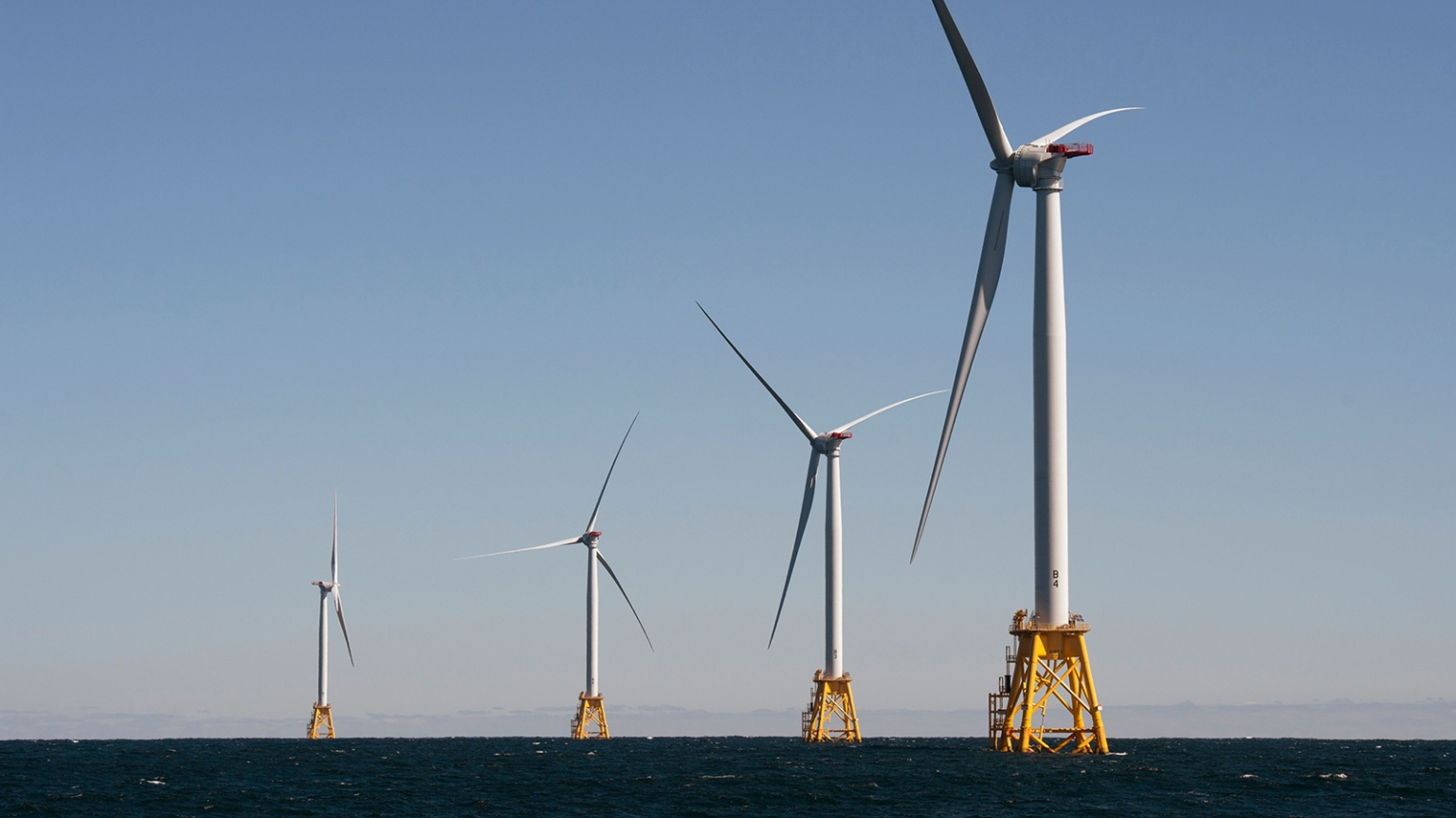 Biden administration announces plan to bring offshore wind to California coast for the first time