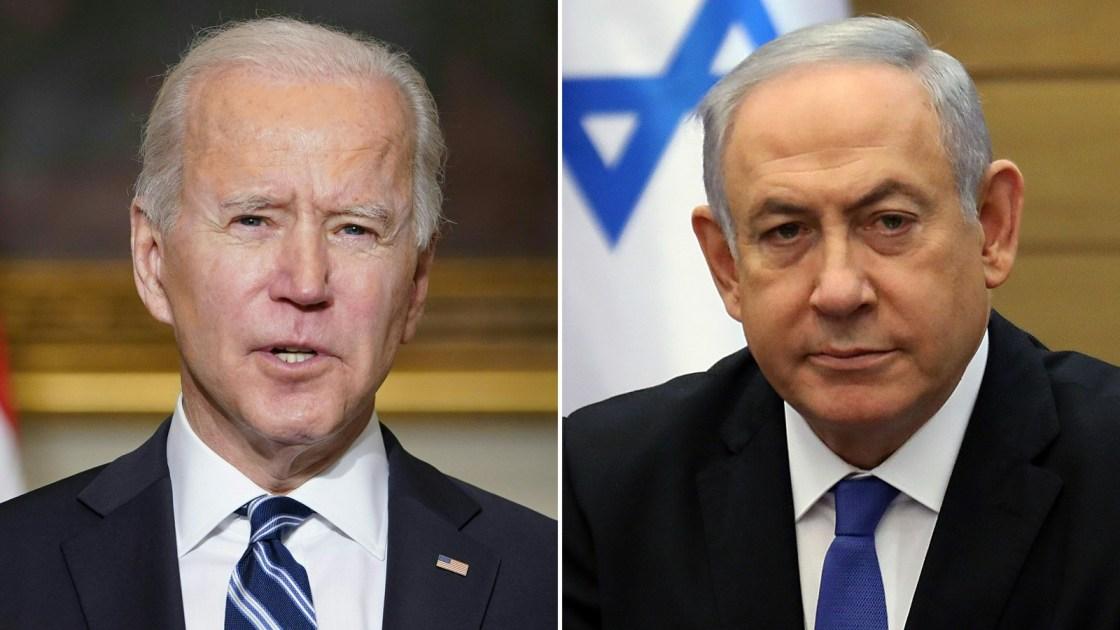 President Biden celebrates ceasefire deal between Israel and Hamas