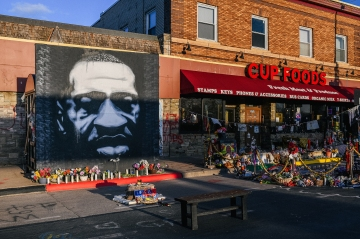 Reports of gunshots near George Floyd Square on the anniversary of his death