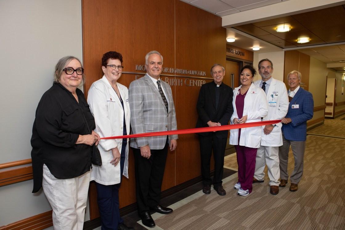 Eisenhower Health opens new birthing center