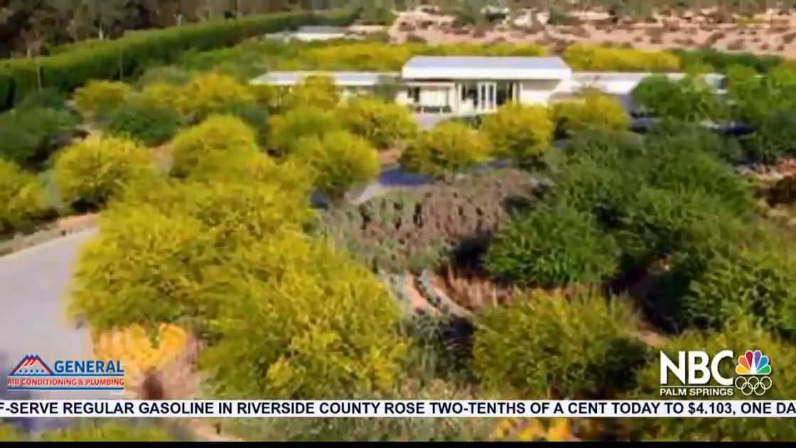 NBCares Silver Linings: Sunnylands Operating During a Pandemic