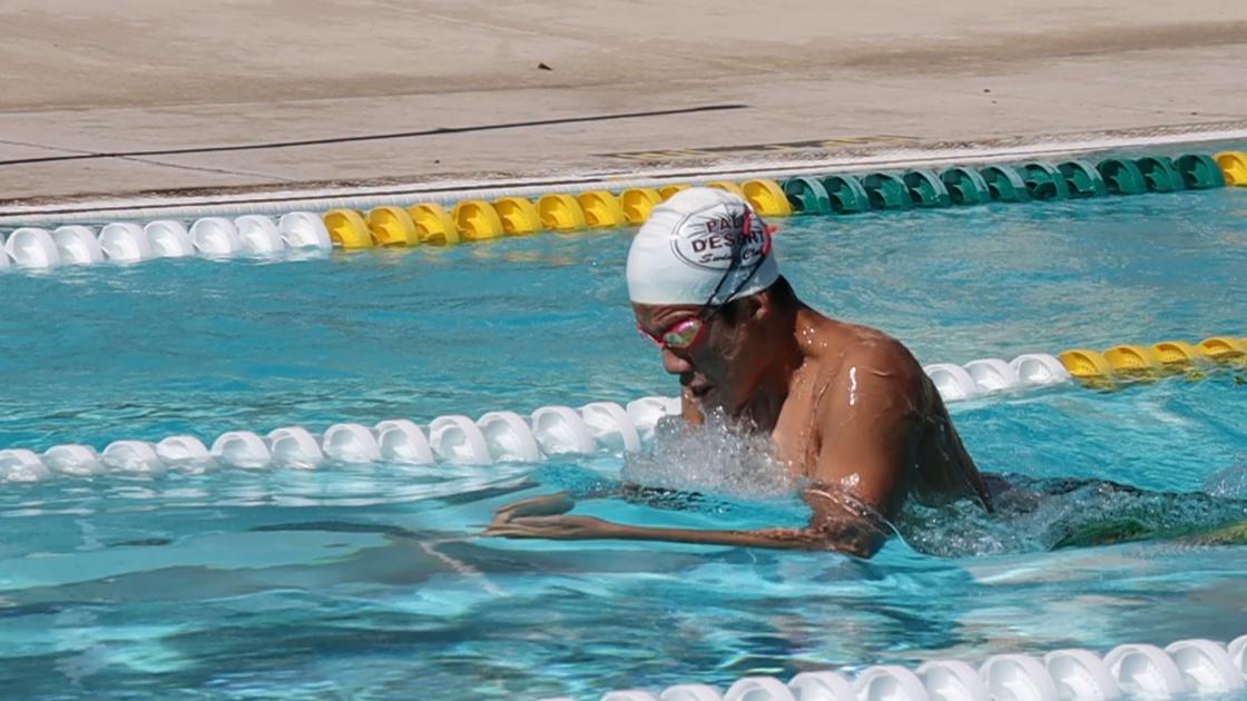 Coachella Valley HS Swim Team: Breaking School Records with a New Head Coach