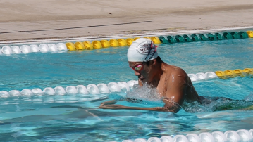 Coachella Valley HS Swim Team: Breaking School Records with a New Head Coach