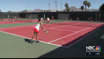 ICYMI: Palm Desert Girls Tennis Moving on to CIF-SS Title Match & Boys Soccer Loses in Quarterfinals