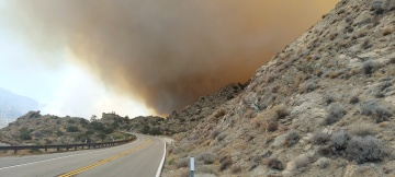 341-Acre Wildfire Burning Near Palm Desert Now 80% Contained