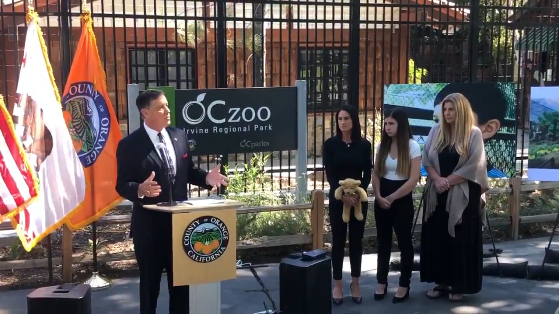 Slain 6-Year-Old To Be Remembered With Plaque At OC Zoo