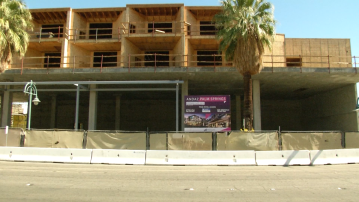 Hyatt Hotels Corp. to Take Over Andaz Palm Springs Project