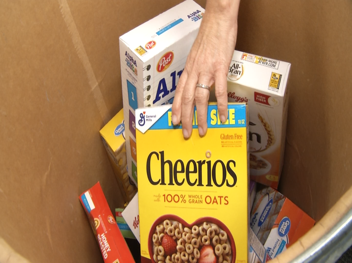 Desert Care Networking hosting cereal drive this week