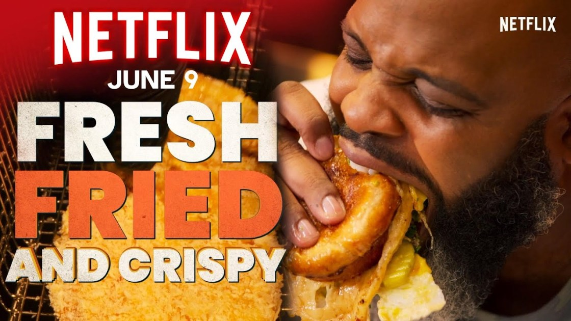 """Interview:  Daym Drops Sizzles in Netflix's """"Fresh, Fried & Crispy"""""""