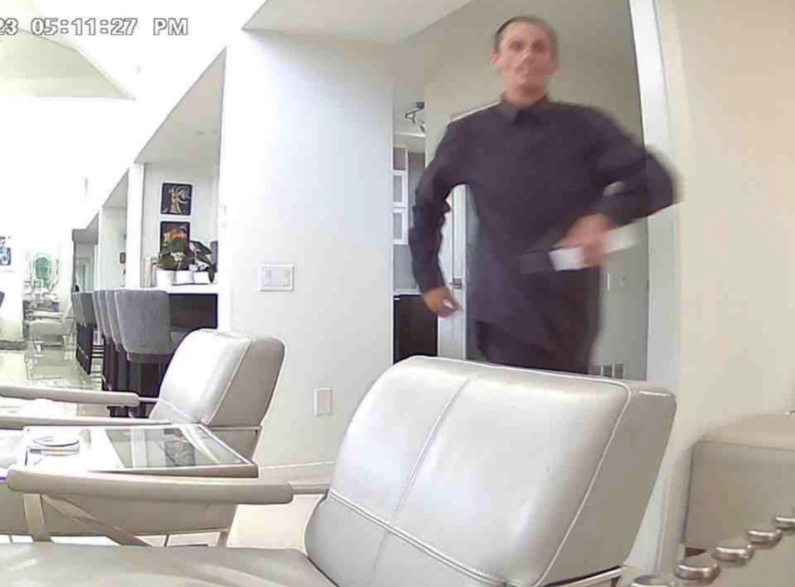 You Ask. We Investigate.: Palm Springs Intruder Caught on Camera