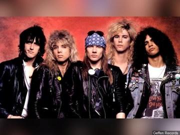 Guns N' Roses to be first rock band at Las Vegas' Allegiant Stadium