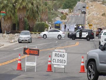 Man Fatally Shot in Palm Springs; Suspect in Custody