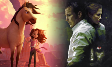 """Manny Reviews """"Spirit Untamed"""" and """"The Conjuring: The Devil Made Me Do It"""""""