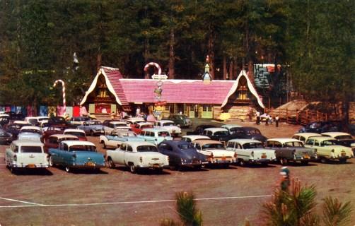 The little theme park that could: Sky Park at Santa's Village