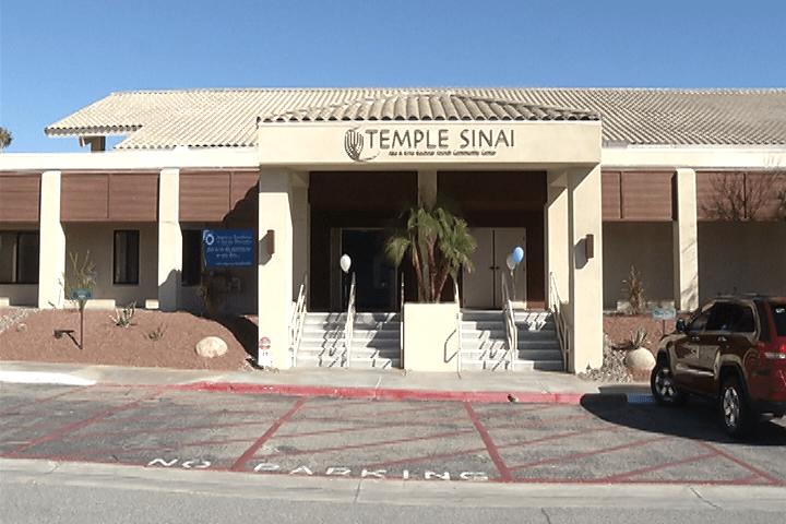Temple Sinai of Palm Desert announces full reopening