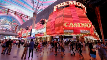 Las Vegas is ready to roll the dice on pre-pandemic normalcy