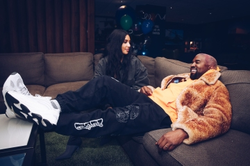 Kim Kardashian says she'll love Kanye West 'for life' in birthday post