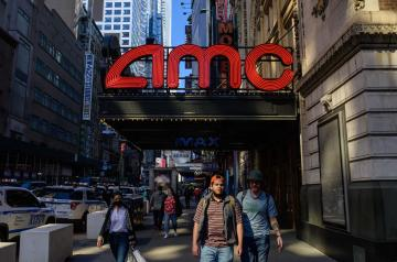 AMC's stock is up 3,000% this year