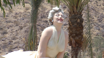 Protest Planned During `Forever Marilyn' Statue Unveiling in Palm Springs