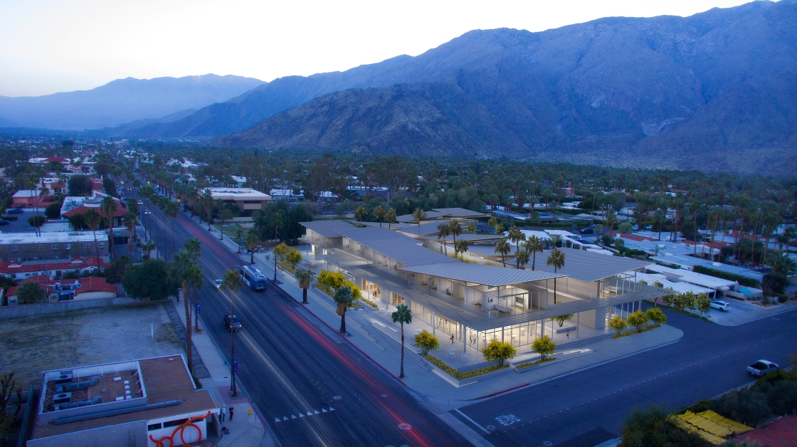 Affordable housing project coming to Palm Springs