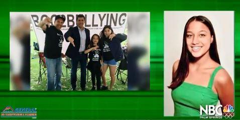 NBCares Silver Lining: Boo 2 Bullying Youth Award