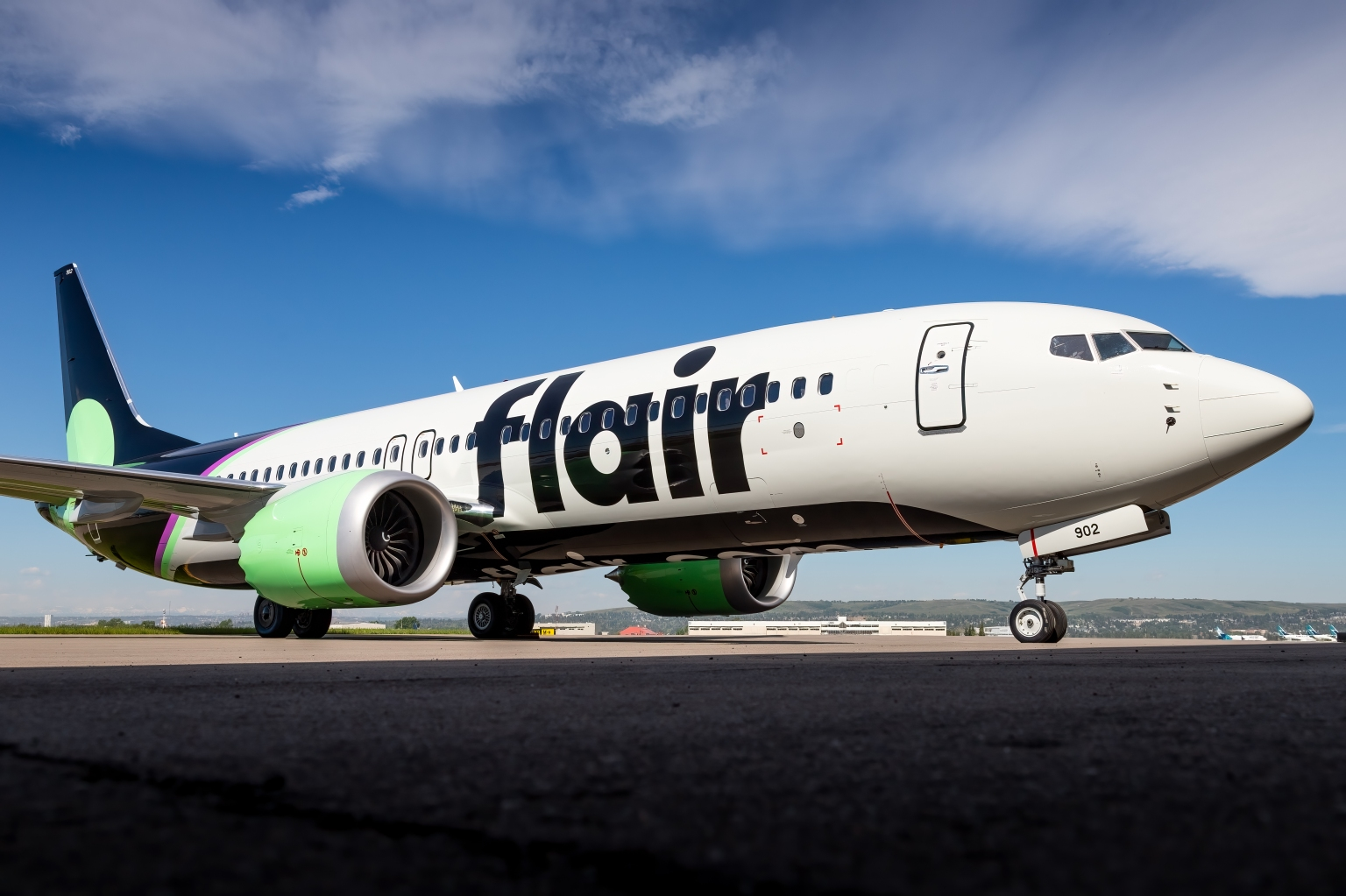 Flair airlines announces seasonal route from Palm Springs to Vancouver