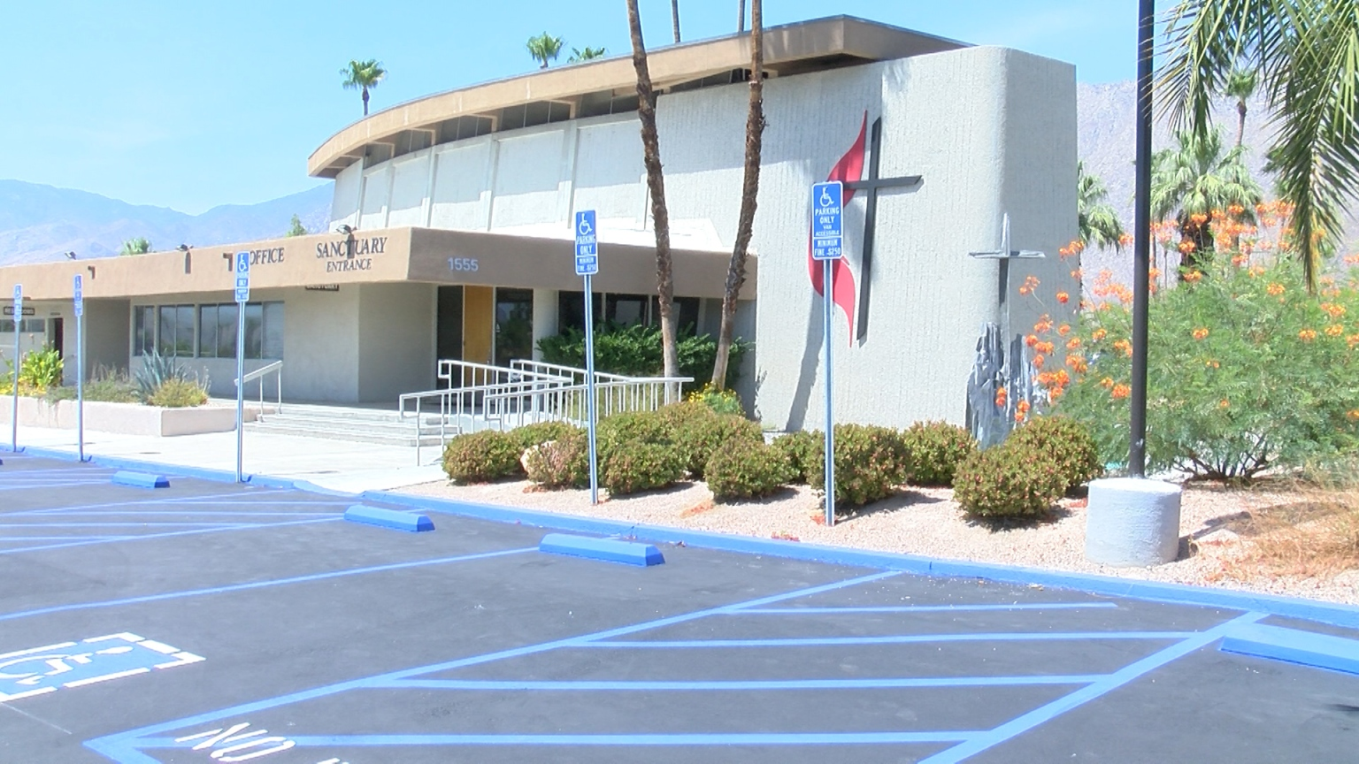 Palm Springs Opens 24-Hour Cooling Center