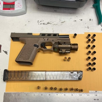 Two Arrested for Shooting Gun in Gated Community