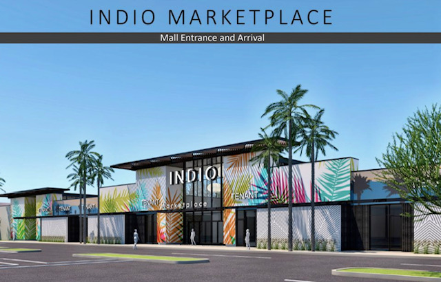 Indio Marketplace Transformation Coming 2022