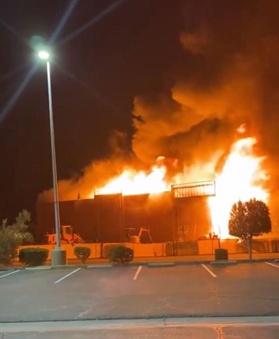 $50,000 Reward Offered For Capture of Indio Gas Station Arsonist