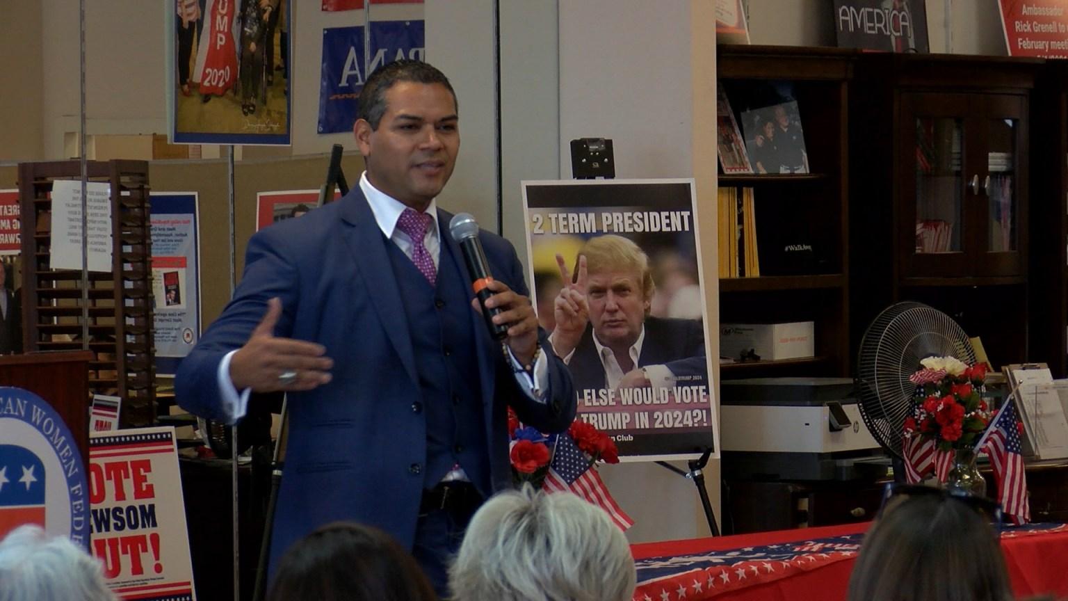 Councilman Steve Sanchez Announces Run For State Senate