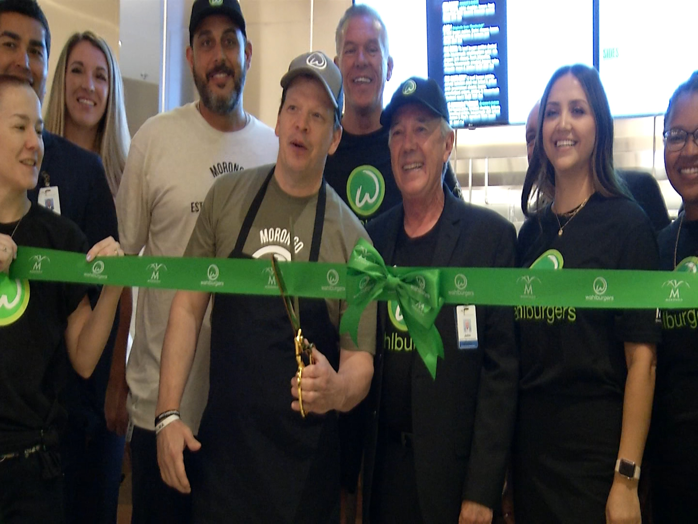 Newest Wahlburgers Location Now Open