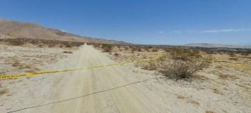 Person Found Dead Near Desert Edge