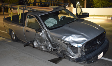 Indio Police Seek Registered Owner of Truck Involved in Hit-And-Run Crash
