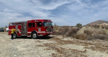 Two Killed in Crash of Small Plane Near Banning Municipal Airport