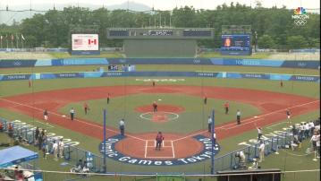 USA Softball Earns Second Straight Shutout in Tokyo Olympics