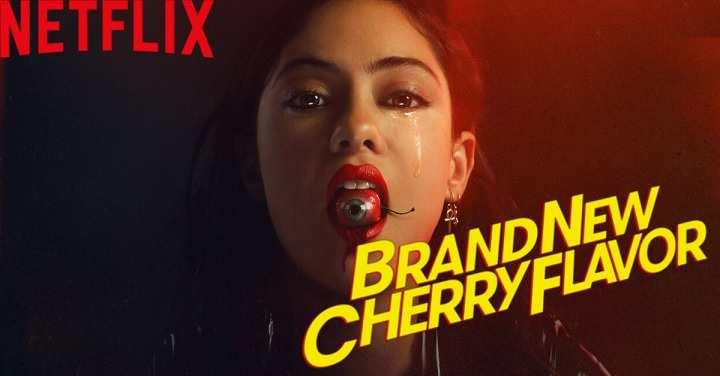 "Cast of ""Brand New Cherry Flavor"" on Creepy Netflix Series"