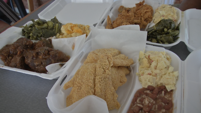 Browns BBQ and Soul Food Cooks Up Savory and Sweet Soul Food