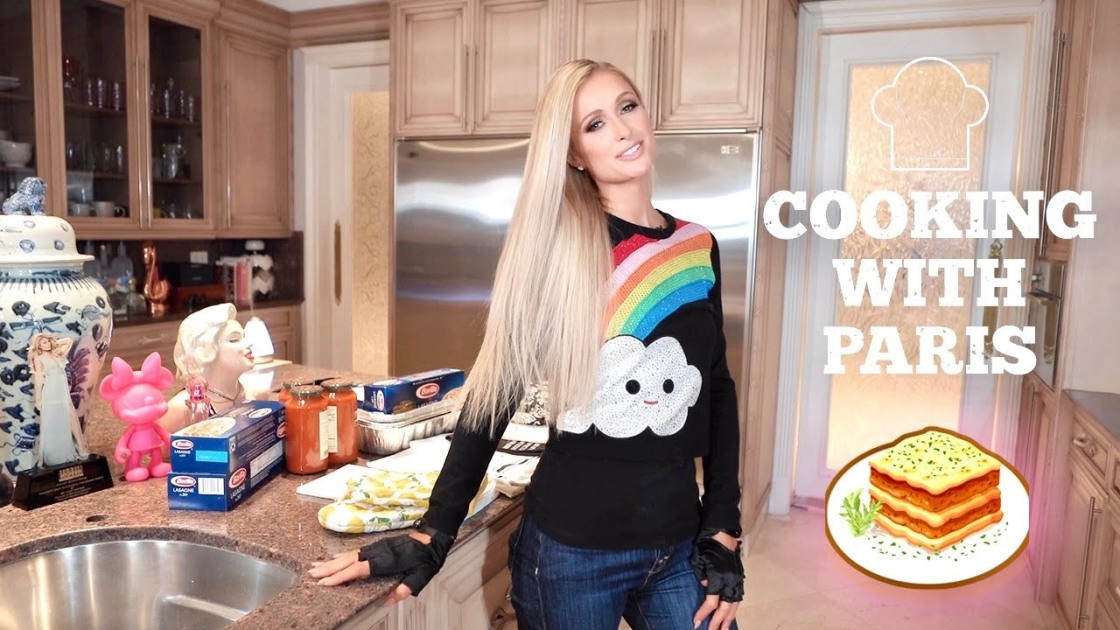"""Paris Hilton Talks About Motherhood, Marriage, and """"Cooking with Paris"""""""