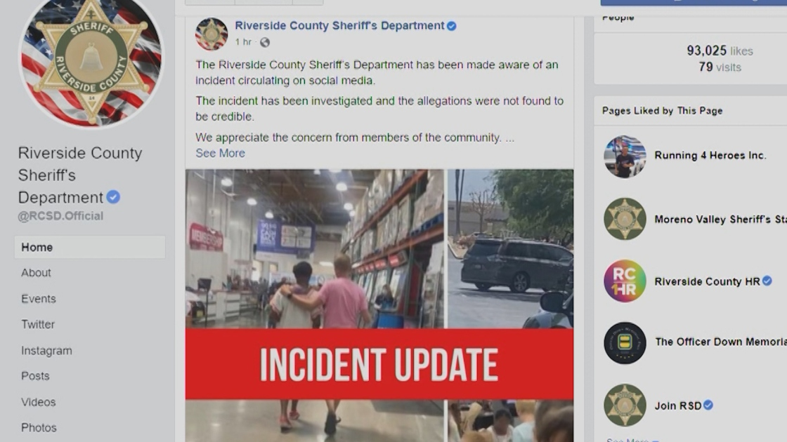 Sheriffs Respond To Online Video Of Alleged Child Abuse; Say It's Not Credible