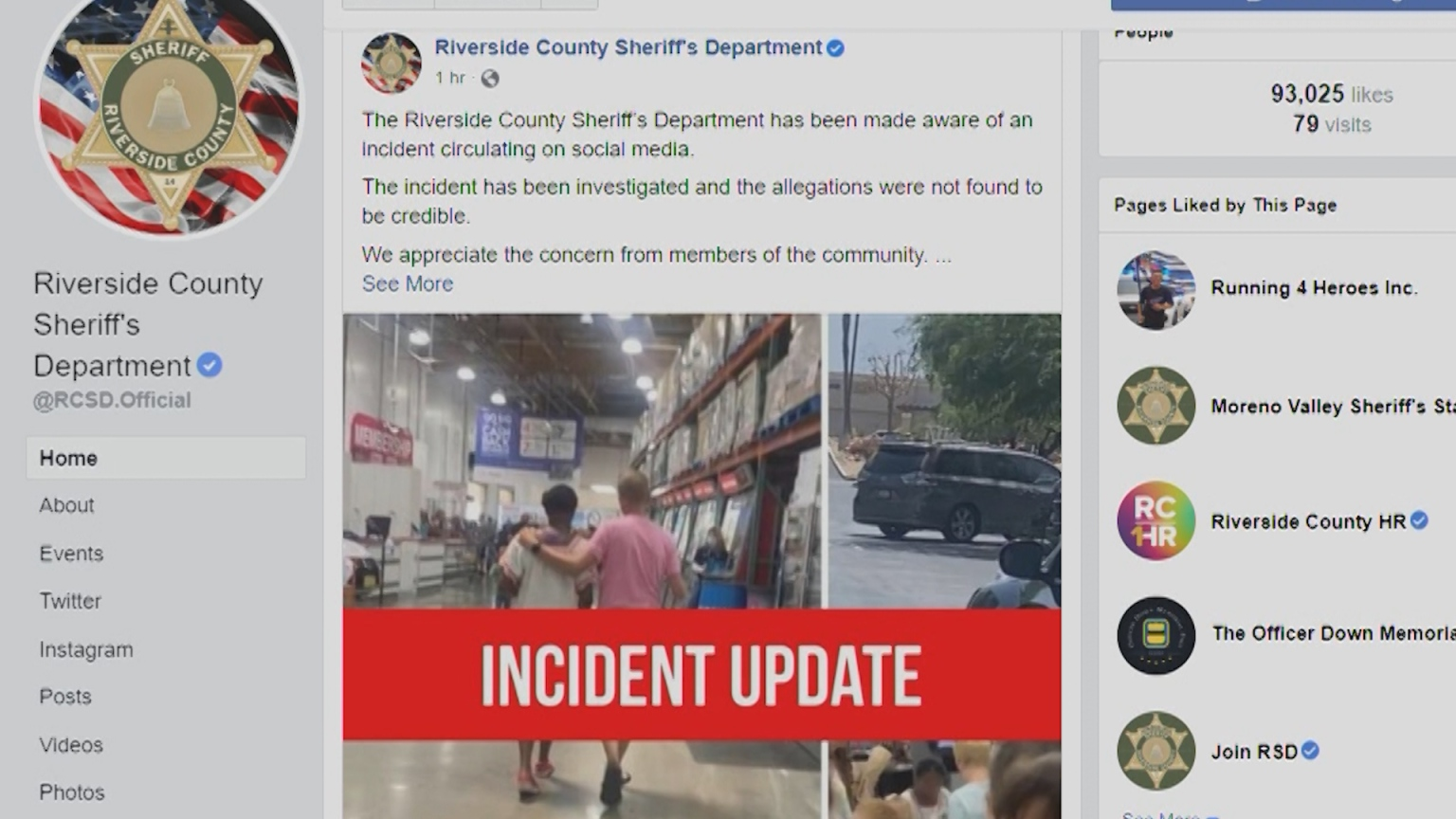 Woman Who Sparked Social Media Firestorm for Child Abuse Allegations Arrested