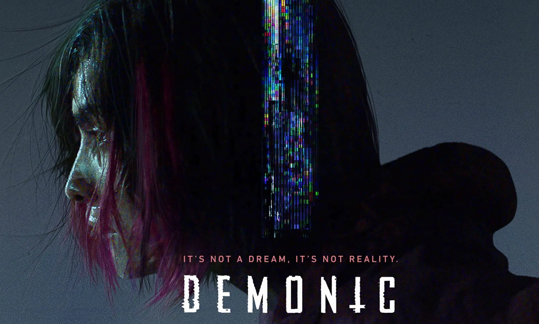 """Carly Pope Talks to Manny the Movie Guy About """"Demonic,"""" Neil Blomkamp, and Volumetric Capture"""