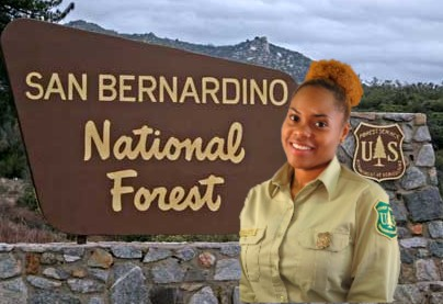 Danelle Harrison is the new Forest Supervisor for San Bernardino National Forest.
